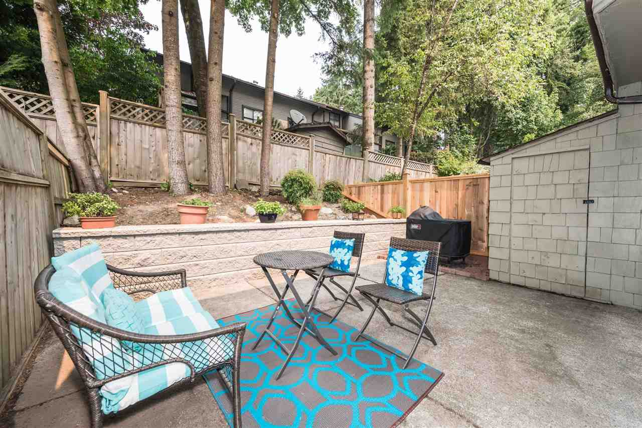 Townhouse at 8167 LAVAL PLACE, Vancouver East, British Columbia. Image 9