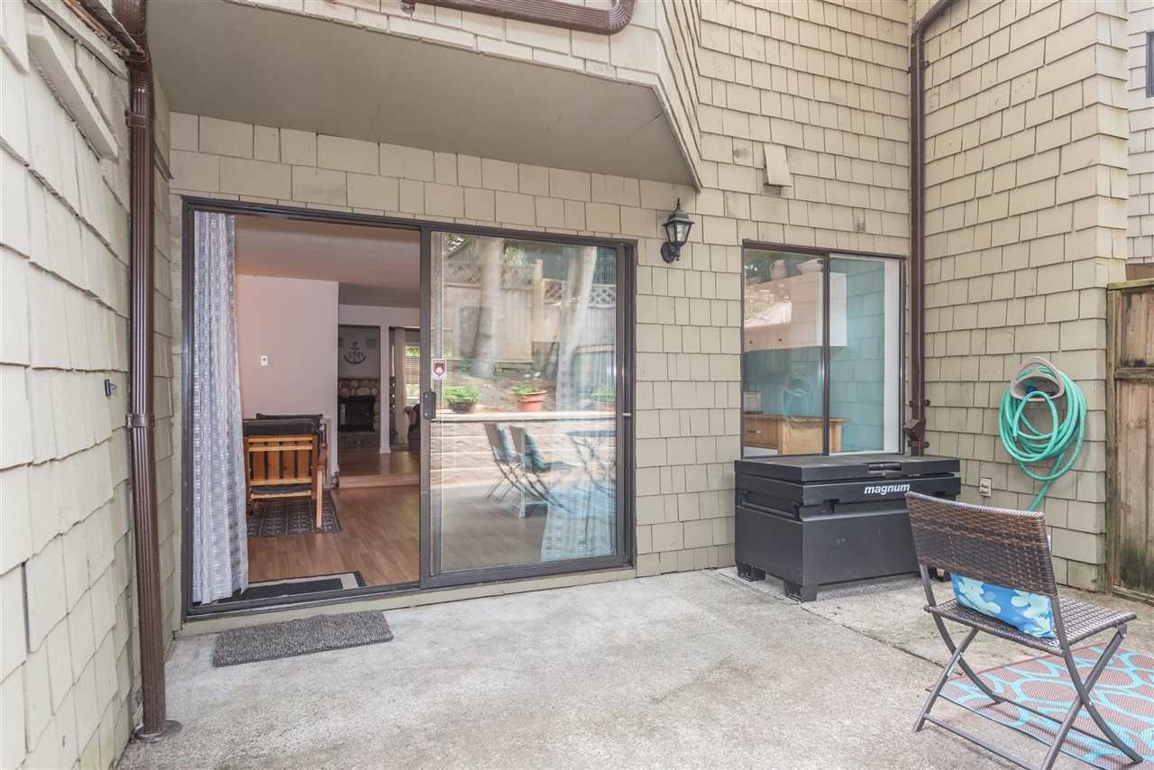 Townhouse at 8167 LAVAL PLACE, Vancouver East, British Columbia. Image 10