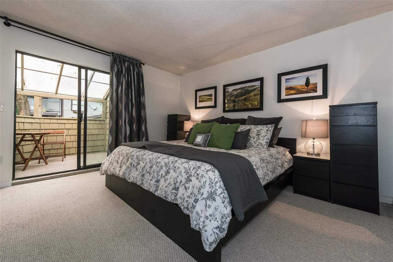 Townhouse at 8167 LAVAL PLACE, Vancouver East, British Columbia. Image 11