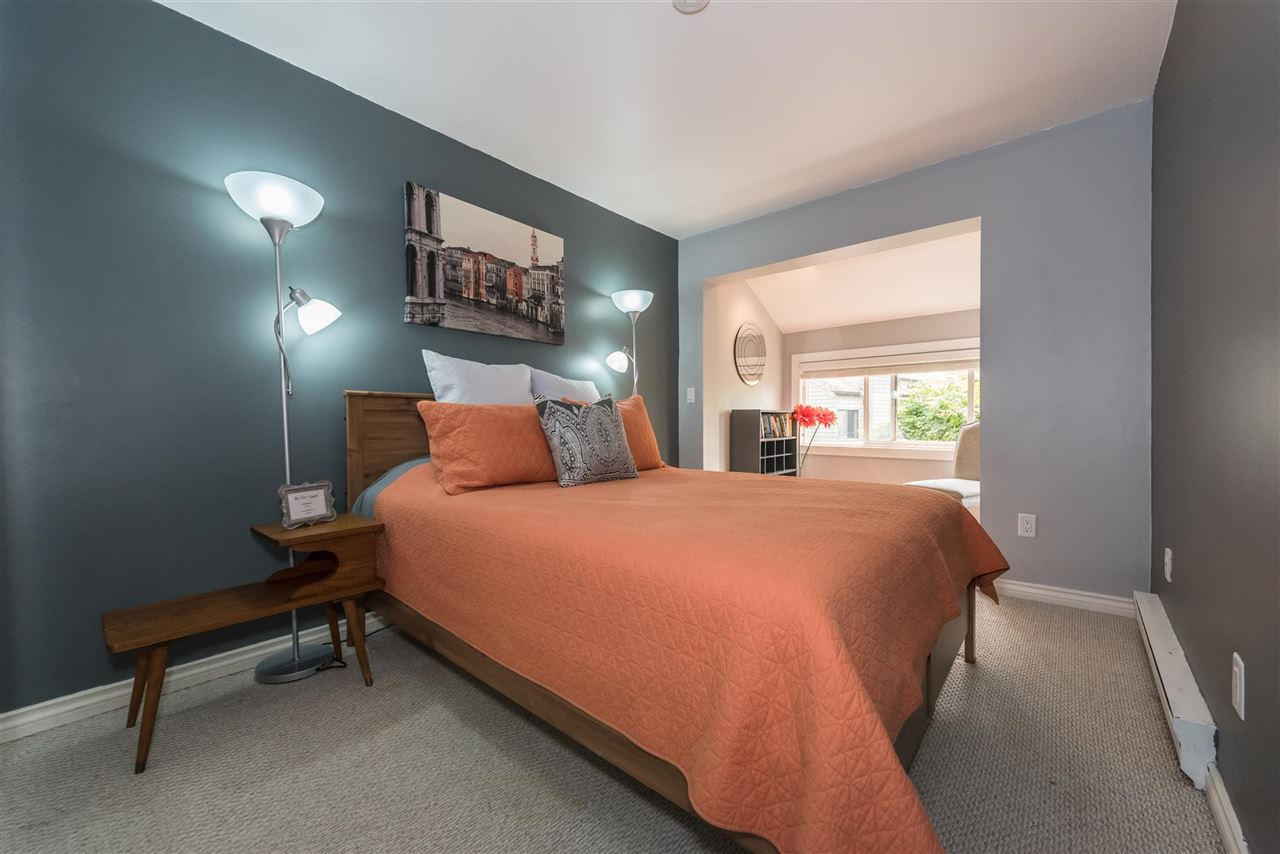 Townhouse at 8167 LAVAL PLACE, Vancouver East, British Columbia. Image 15