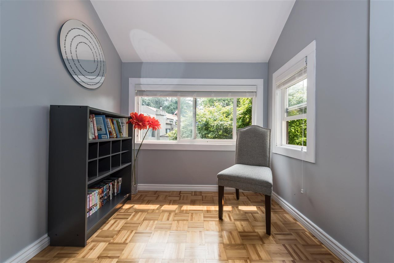 Townhouse at 8167 LAVAL PLACE, Vancouver East, British Columbia. Image 16
