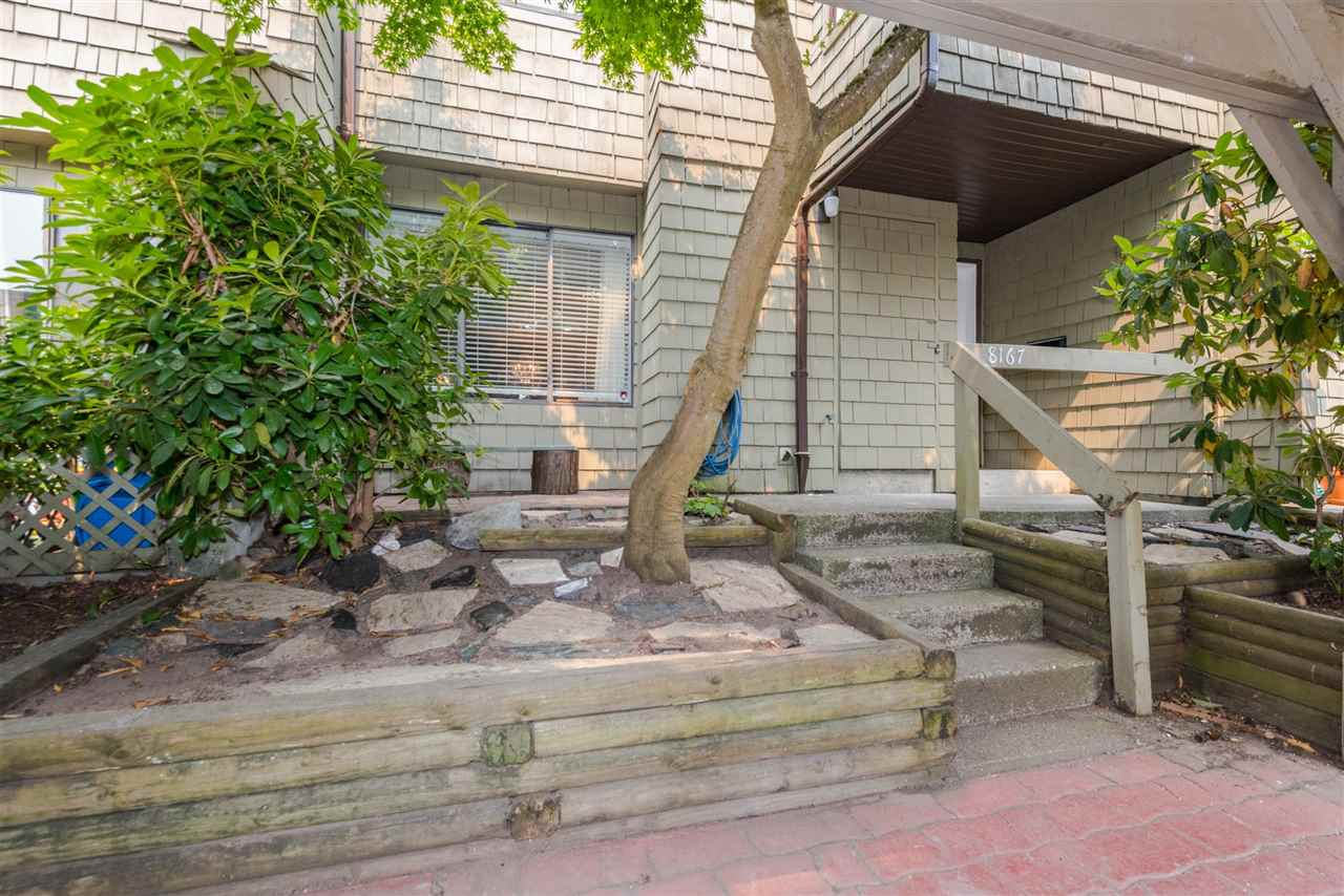 Townhouse at 8167 LAVAL PLACE, Vancouver East, British Columbia. Image 19