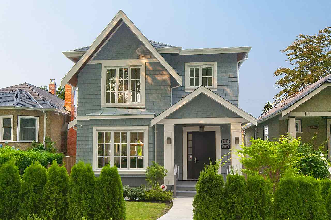 Detached at 4143 W 13TH AVENUE, Vancouver West, British Columbia. Image 1