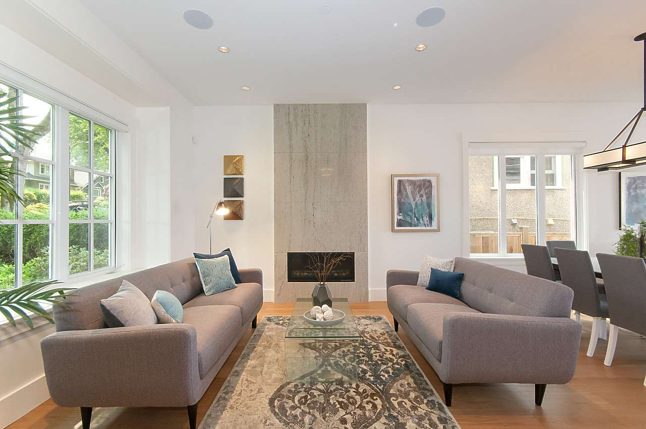 Detached at 4143 W 13TH AVENUE, Vancouver West, British Columbia. Image 3