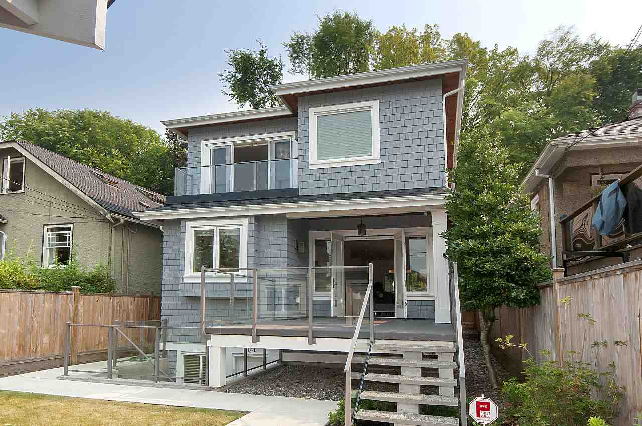 Detached at 4143 W 13TH AVENUE, Vancouver West, British Columbia. Image 20