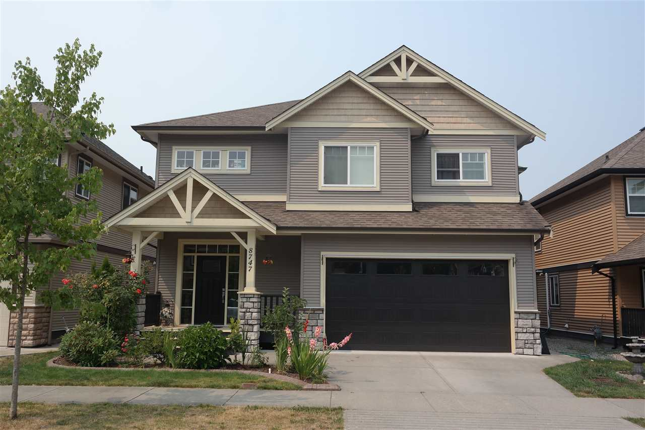 Detached at 8747 HUTTON PLACE, Mission, British Columbia. Image 1