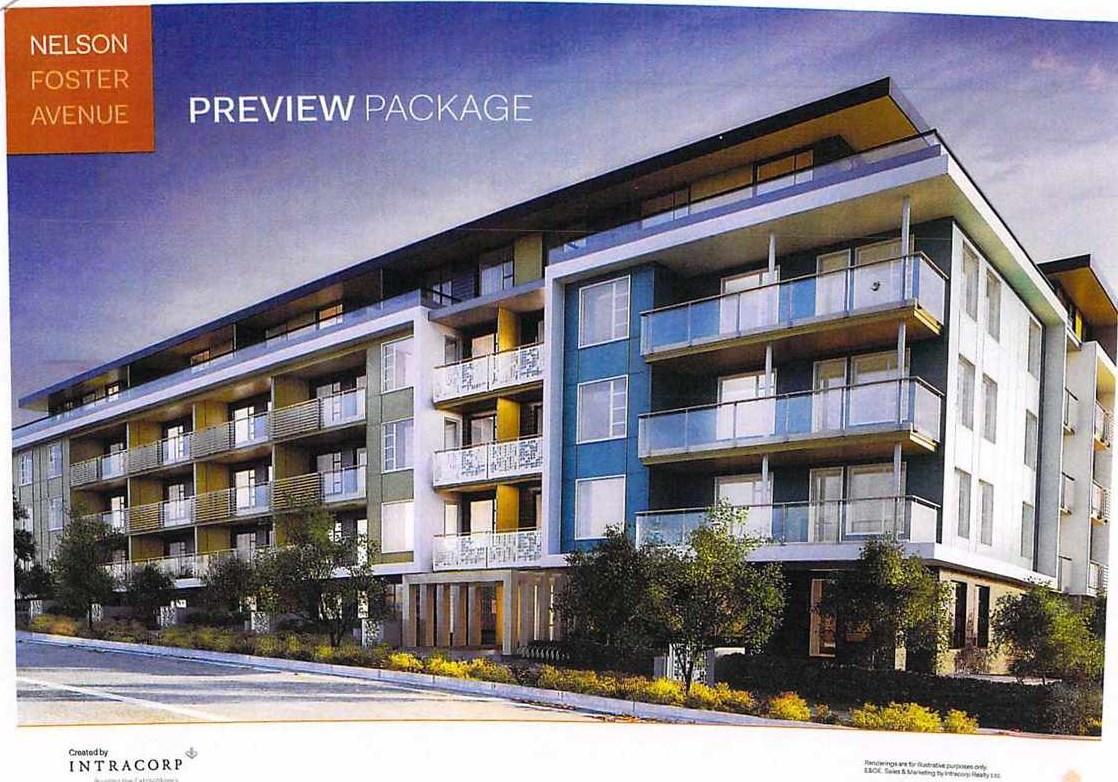 Condo Apartment at 405 516 FOSTER AVENUE, Unit 405, Coquitlam, British Columbia. Image 1
