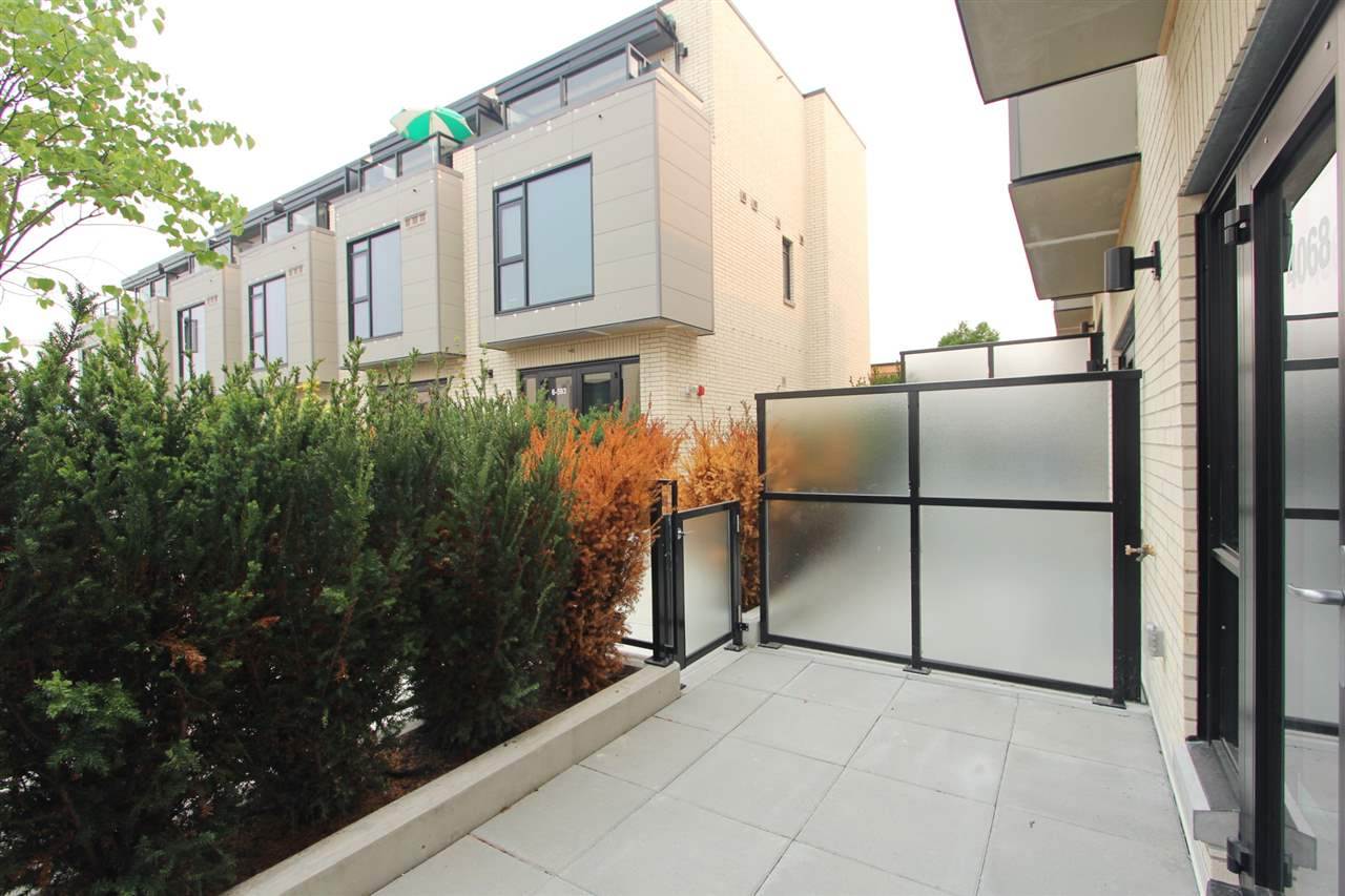 Townhouse at 4068 ASH STREET, Vancouver West, British Columbia. Image 19