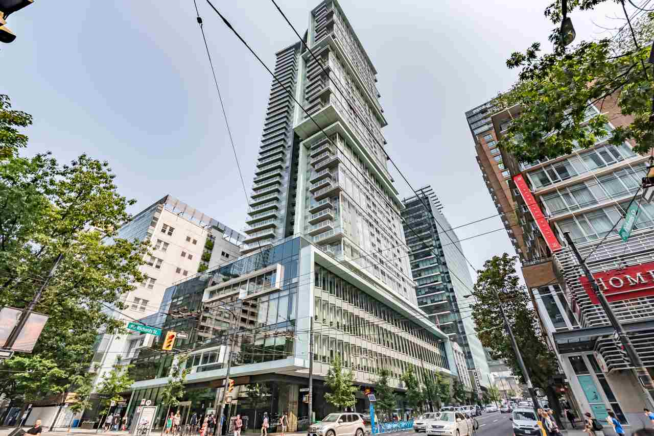 Condo Apartment at 2110 777 RICHARDS STREET, Unit 2110, Vancouver West, British Columbia. Image 1