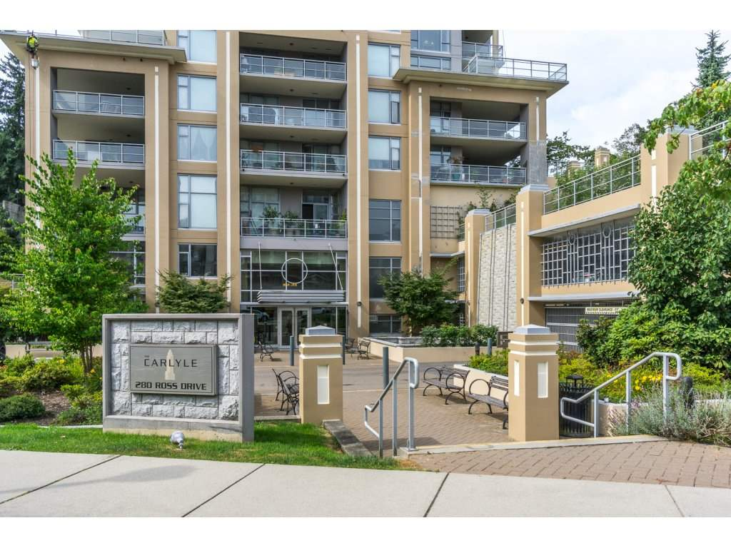 Condo Apartment at 1907 280 ROSS DRIVE, Unit 1907, New Westminster, British Columbia. Image 2