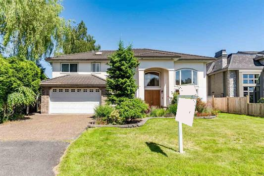 Detached at 9551 KIRKMOND CRESCENT, Richmond, British Columbia. Image 1