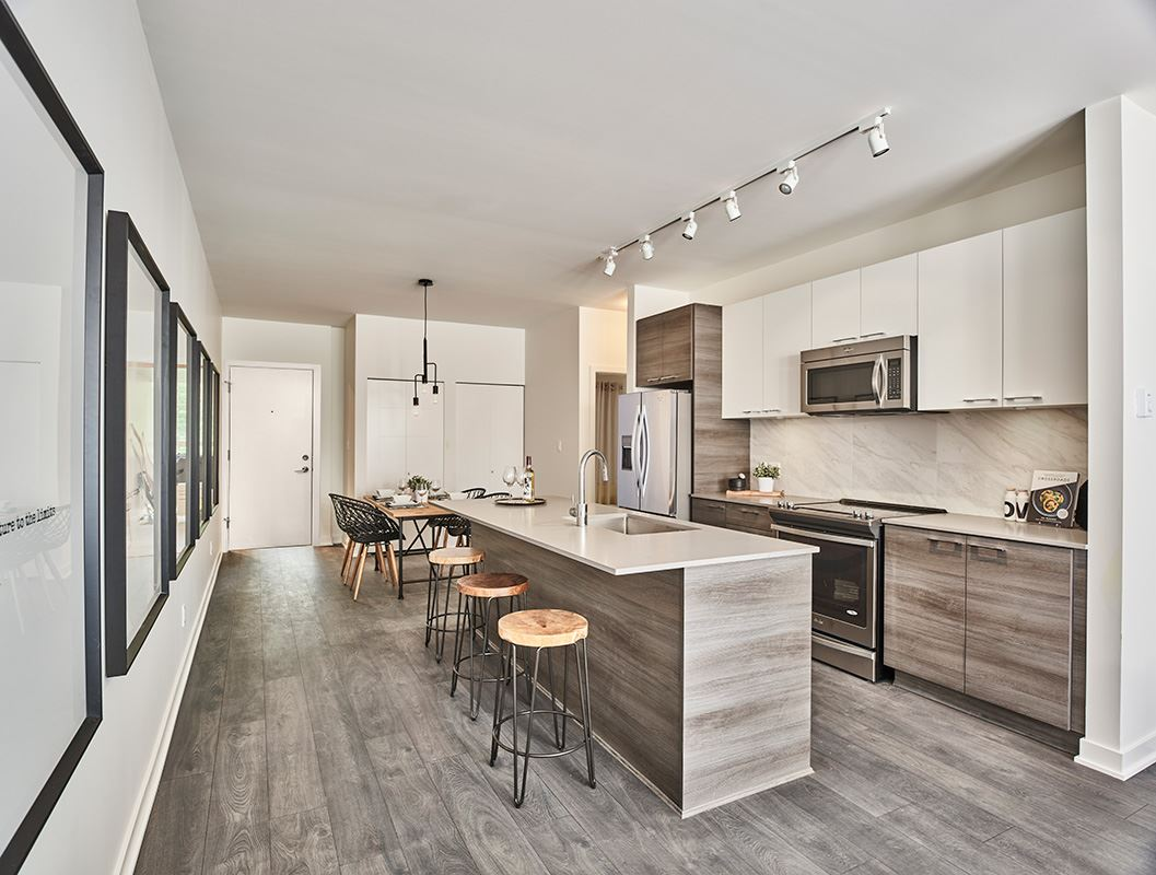 Condo Apartment at 417 13963 105A AVENUE, Unit 417, North Surrey, British Columbia. Image 1