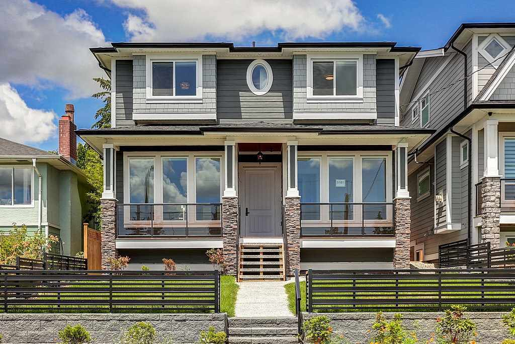 Detached at 5181 EWART STREET, Burnaby South, British Columbia. Image 1