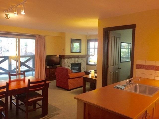 Condo Apartment at 324 4899 PAINTED CLIFF ROAD, Unit 324, Whistler, British Columbia. Image 3