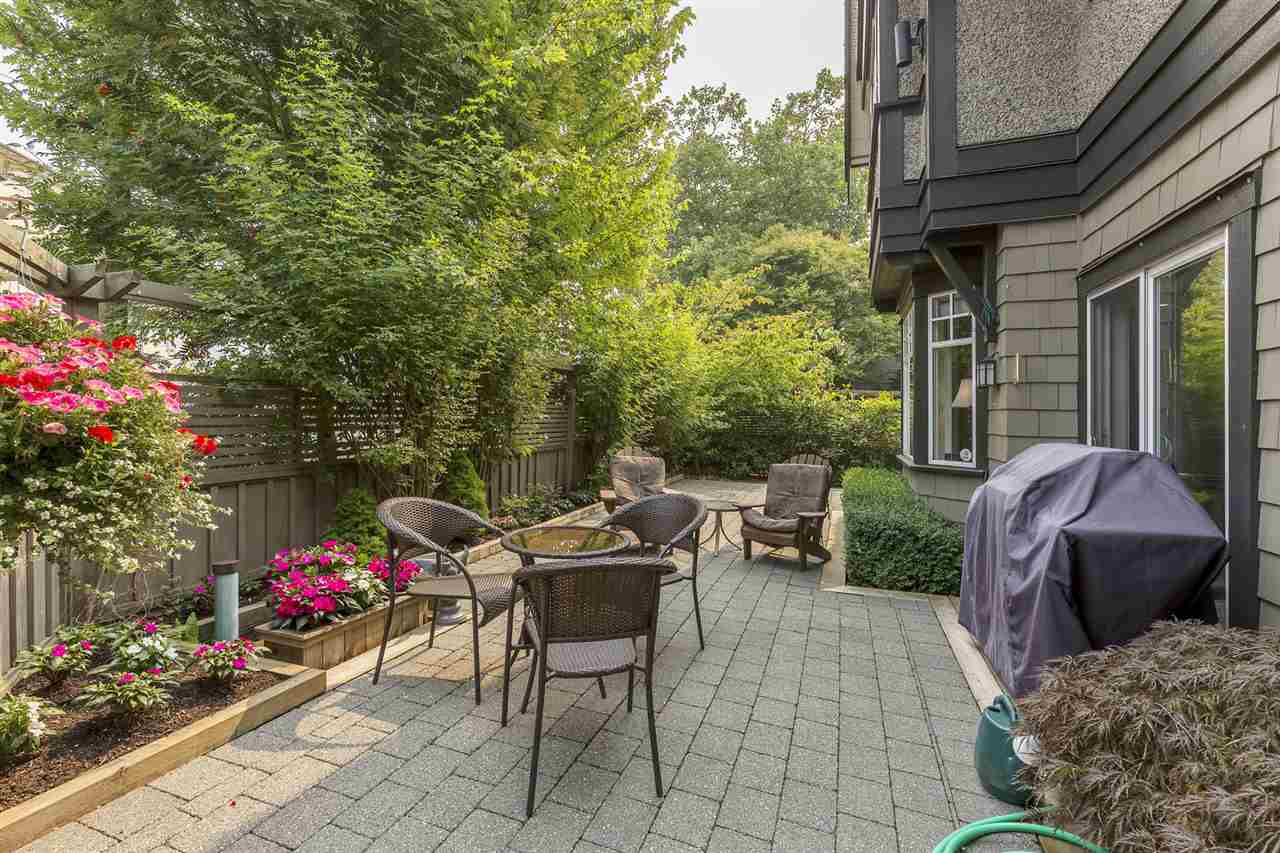 Townhouse at 788 ST. GEORGES AVENUE, North Vancouver, British Columbia. Image 2