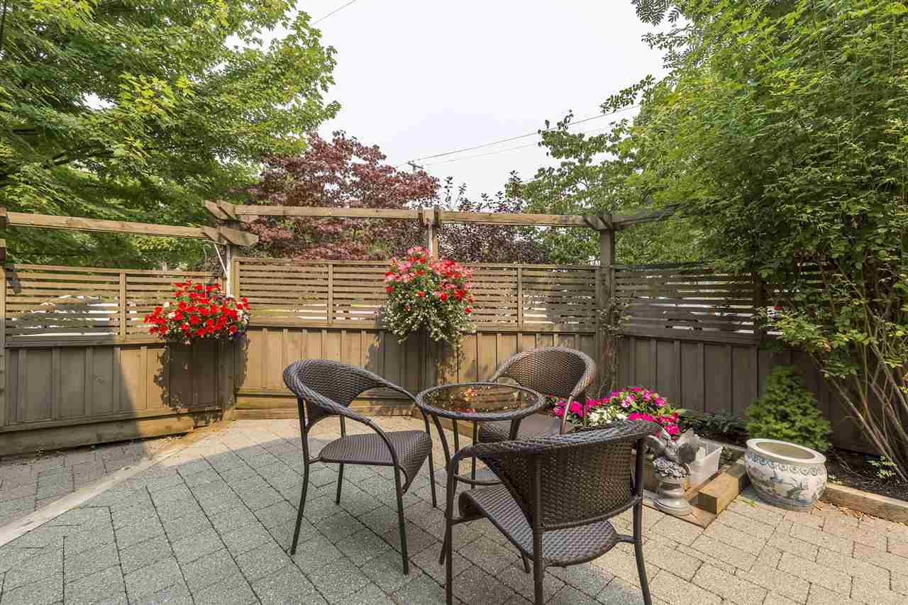 Townhouse at 788 ST. GEORGES AVENUE, North Vancouver, British Columbia. Image 12