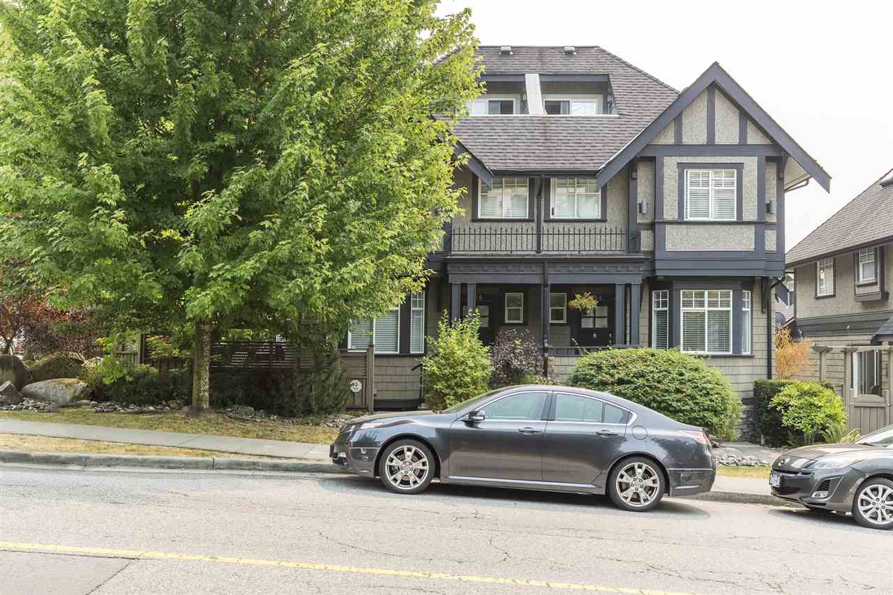 Townhouse at 788 ST. GEORGES AVENUE, North Vancouver, British Columbia. Image 19