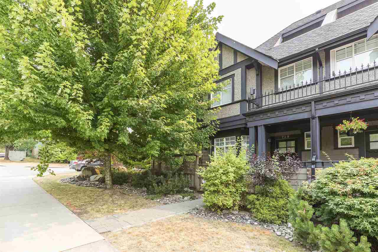 Townhouse at 788 ST. GEORGES AVENUE, North Vancouver, British Columbia. Image 20