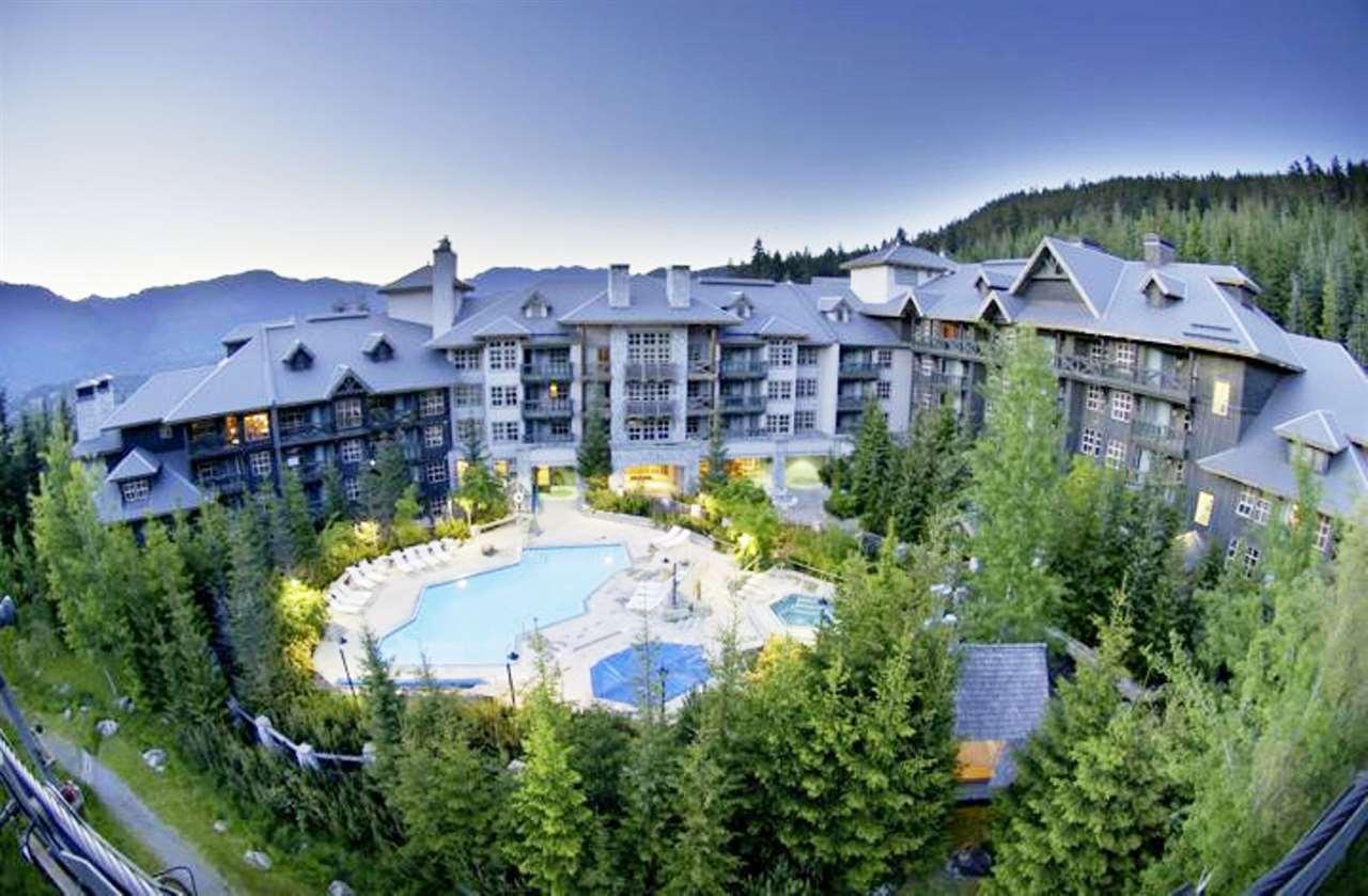 Condo Apartment at 620 4899 PAINTED CLIFF ROAD, Unit 620, Whistler, British Columbia. Image 1