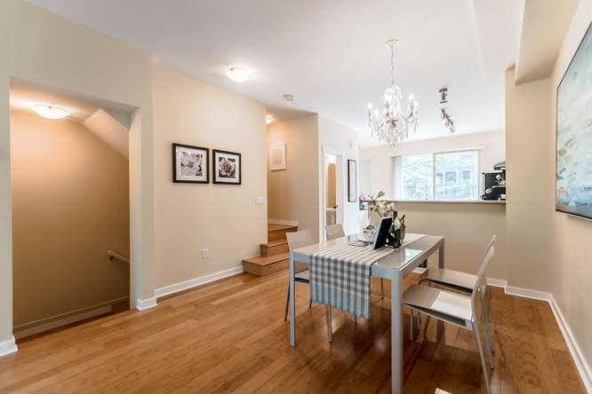 Townhouse at 117 100 KLAHANIE DRIVE, Unit 117, Port Moody, British Columbia. Image 5