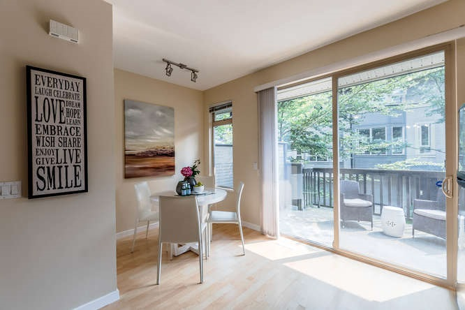 Townhouse at 117 100 KLAHANIE DRIVE, Unit 117, Port Moody, British Columbia. Image 6