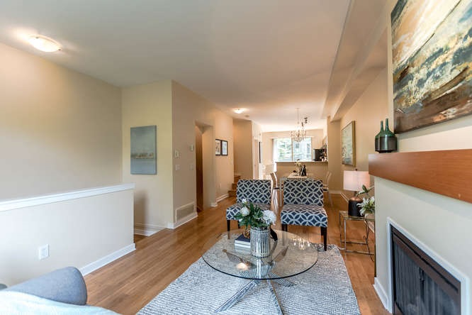 Townhouse at 117 100 KLAHANIE DRIVE, Unit 117, Port Moody, British Columbia. Image 7