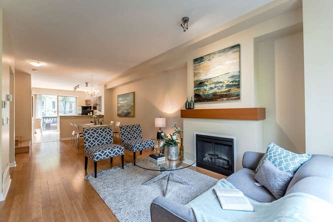 Townhouse at 117 100 KLAHANIE DRIVE, Unit 117, Port Moody, British Columbia. Image 8