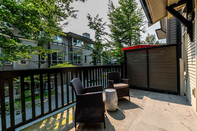 Townhouse at 117 100 KLAHANIE DRIVE, Unit 117, Port Moody, British Columbia. Image 10