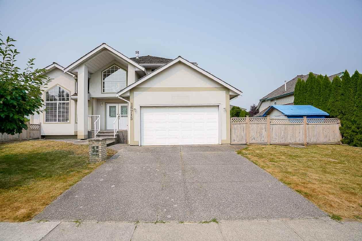 Detached at 16715 84 AVENUE, Surrey, British Columbia. Image 1