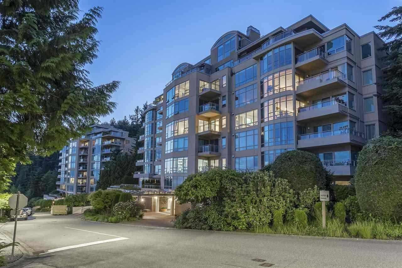 Condo Apartment at 302 3105 DEER RIDGE DRIVE, Unit 302, West Vancouver, British Columbia. Image 1