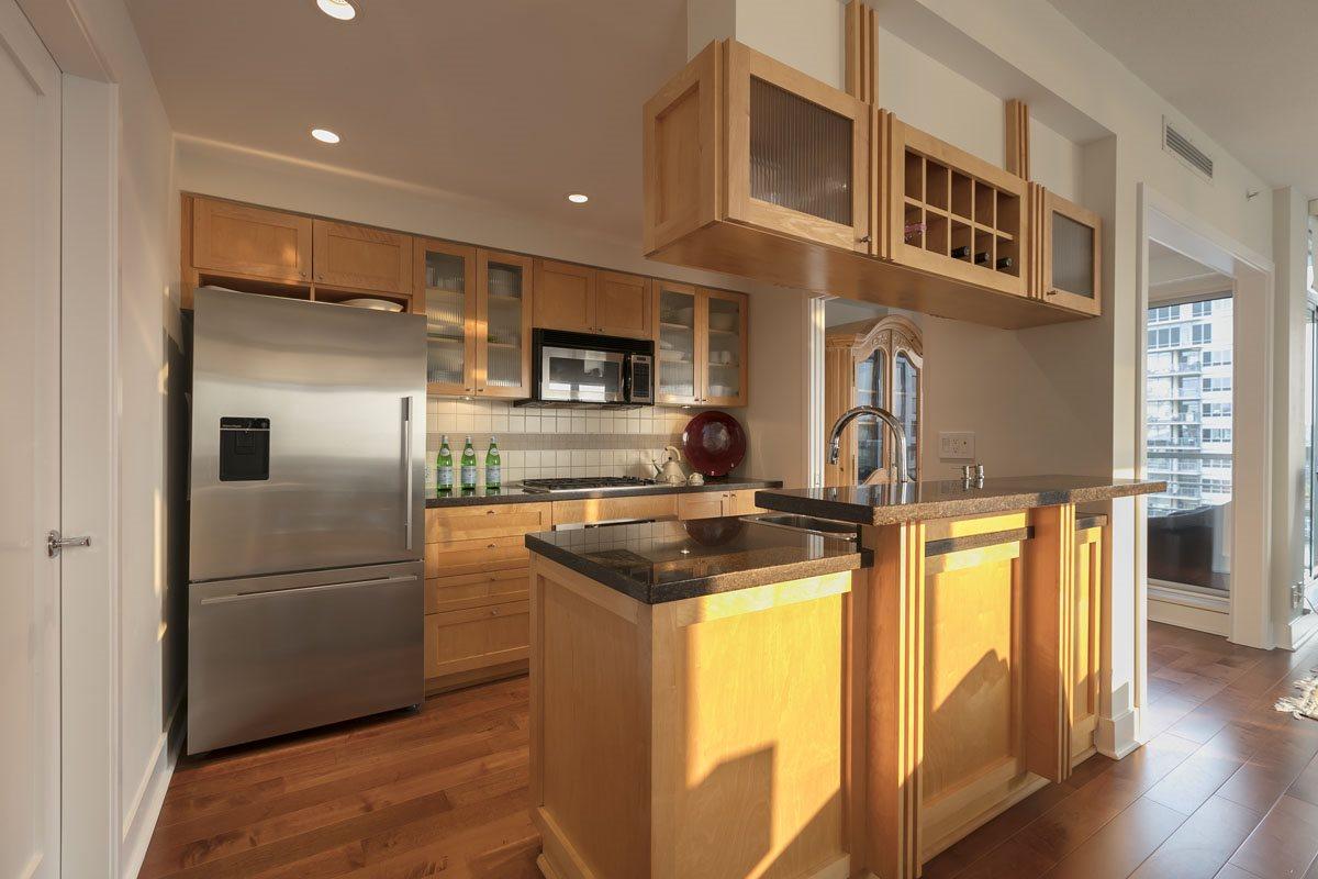 Condo Apartment at 1506 1483 HOMER STREET, Unit 1506, Vancouver West, British Columbia. Image 3