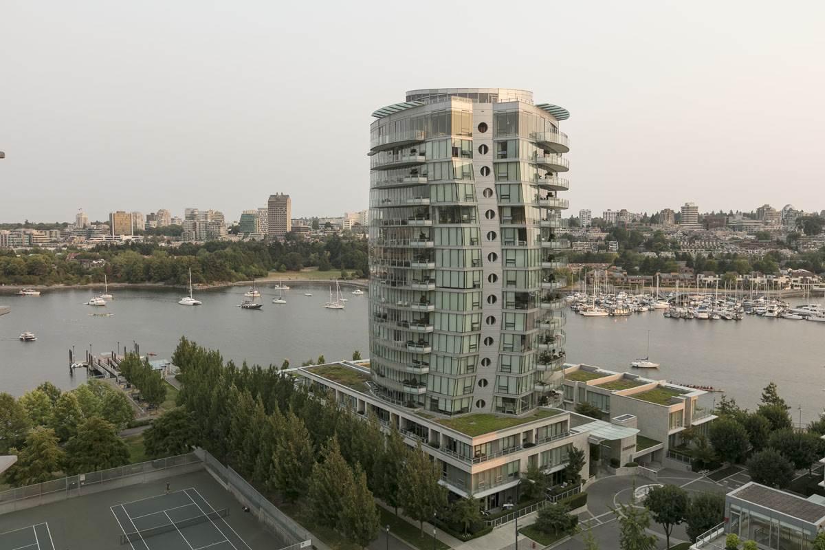 Condo Apartment at 1506 1483 HOMER STREET, Unit 1506, Vancouver West, British Columbia. Image 7