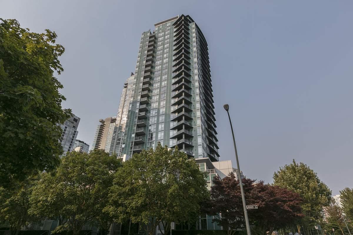 Condo Apartment at 1506 1483 HOMER STREET, Unit 1506, Vancouver West, British Columbia. Image 17