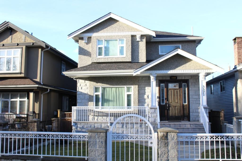Detached at 3369 E 23RD AVENUE, Vancouver East, British Columbia. Image 1