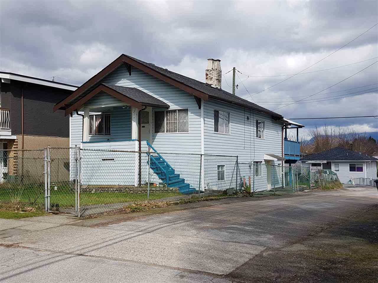 Detached at 2775 WARD STREET, Vancouver East, British Columbia. Image 1
