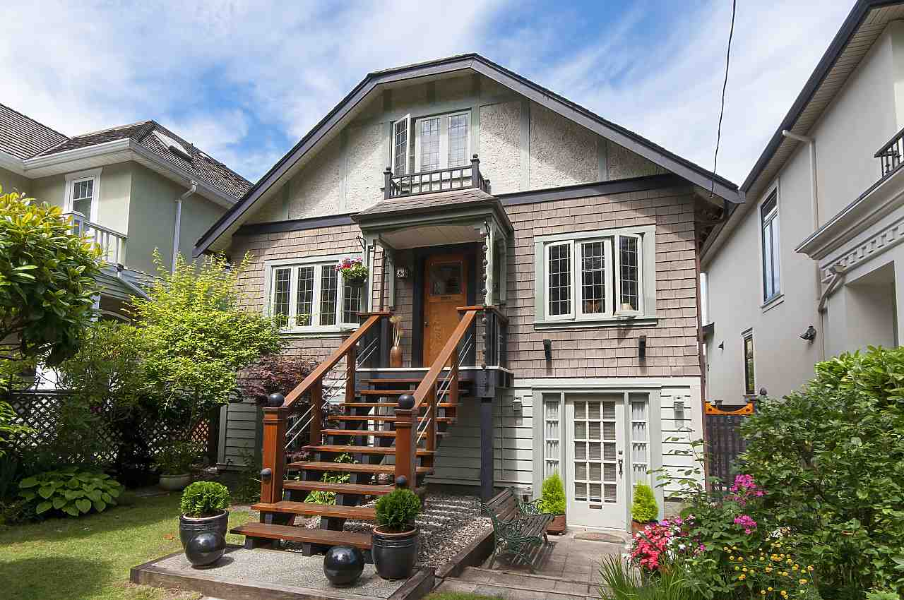 Detached at 2419 W 47TH AVENUE, Vancouver West, British Columbia. Image 1