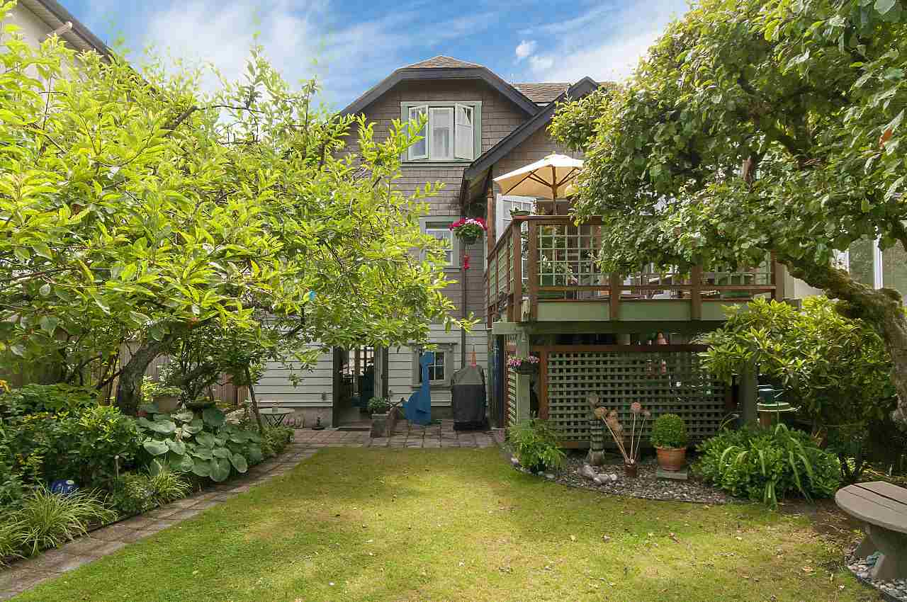 Detached at 2419 W 47TH AVENUE, Vancouver West, British Columbia. Image 17