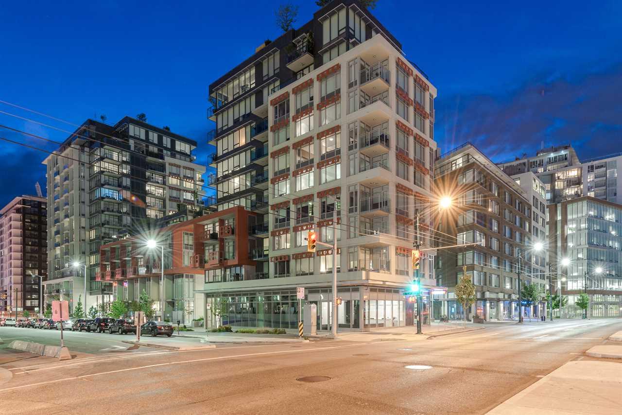 Condo Apartment at PH615 161 E 1ST AVENUE, Unit PH615, Vancouver East, British Columbia. Image 3