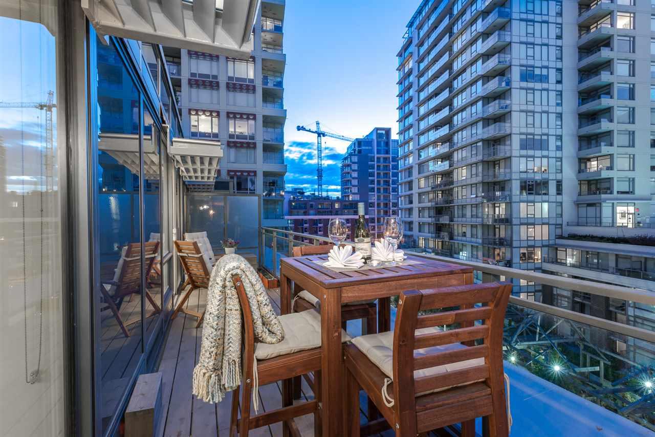 Condo Apartment at PH615 161 E 1ST AVENUE, Unit PH615, Vancouver East, British Columbia. Image 6