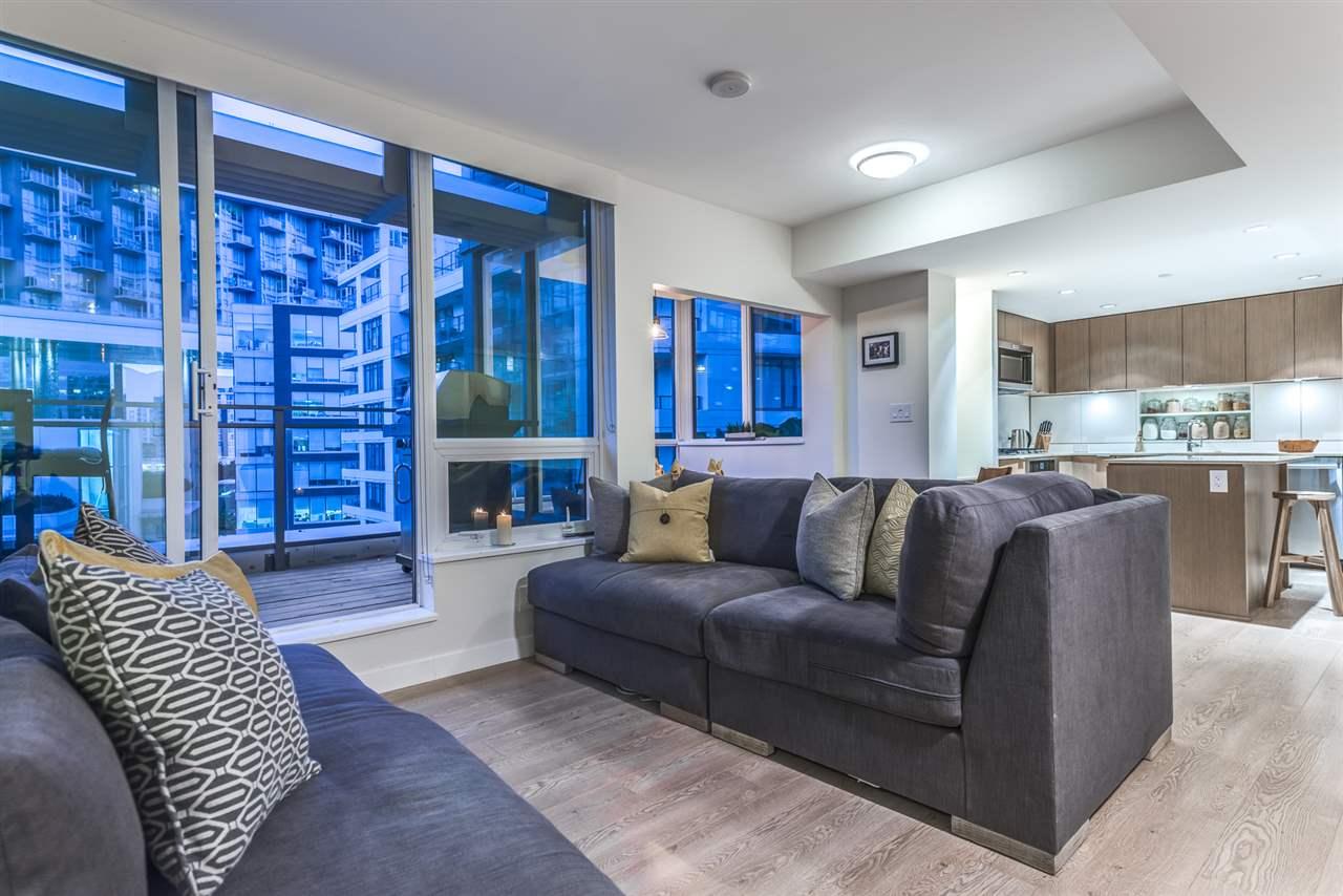 Condo Apartment at PH615 161 E 1ST AVENUE, Unit PH615, Vancouver East, British Columbia. Image 7
