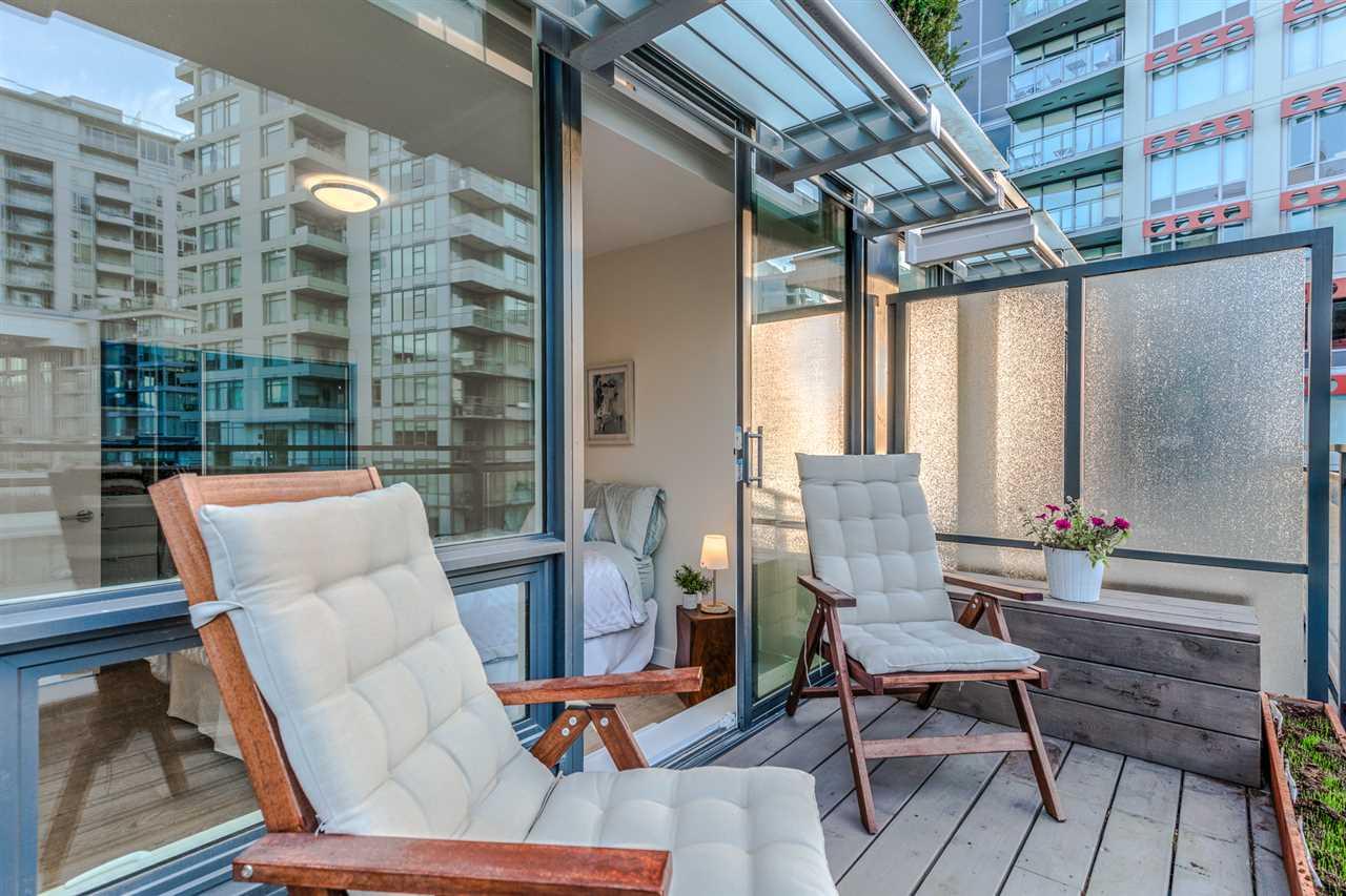 Condo Apartment at PH615 161 E 1ST AVENUE, Unit PH615, Vancouver East, British Columbia. Image 14