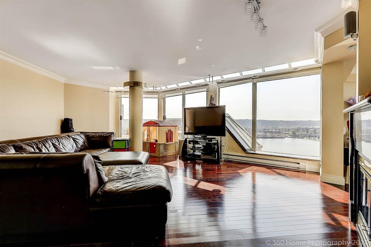 Condo Apartment at 1704 69 JAMIESON COURT, Unit 1704, New Westminster, British Columbia. Image 8