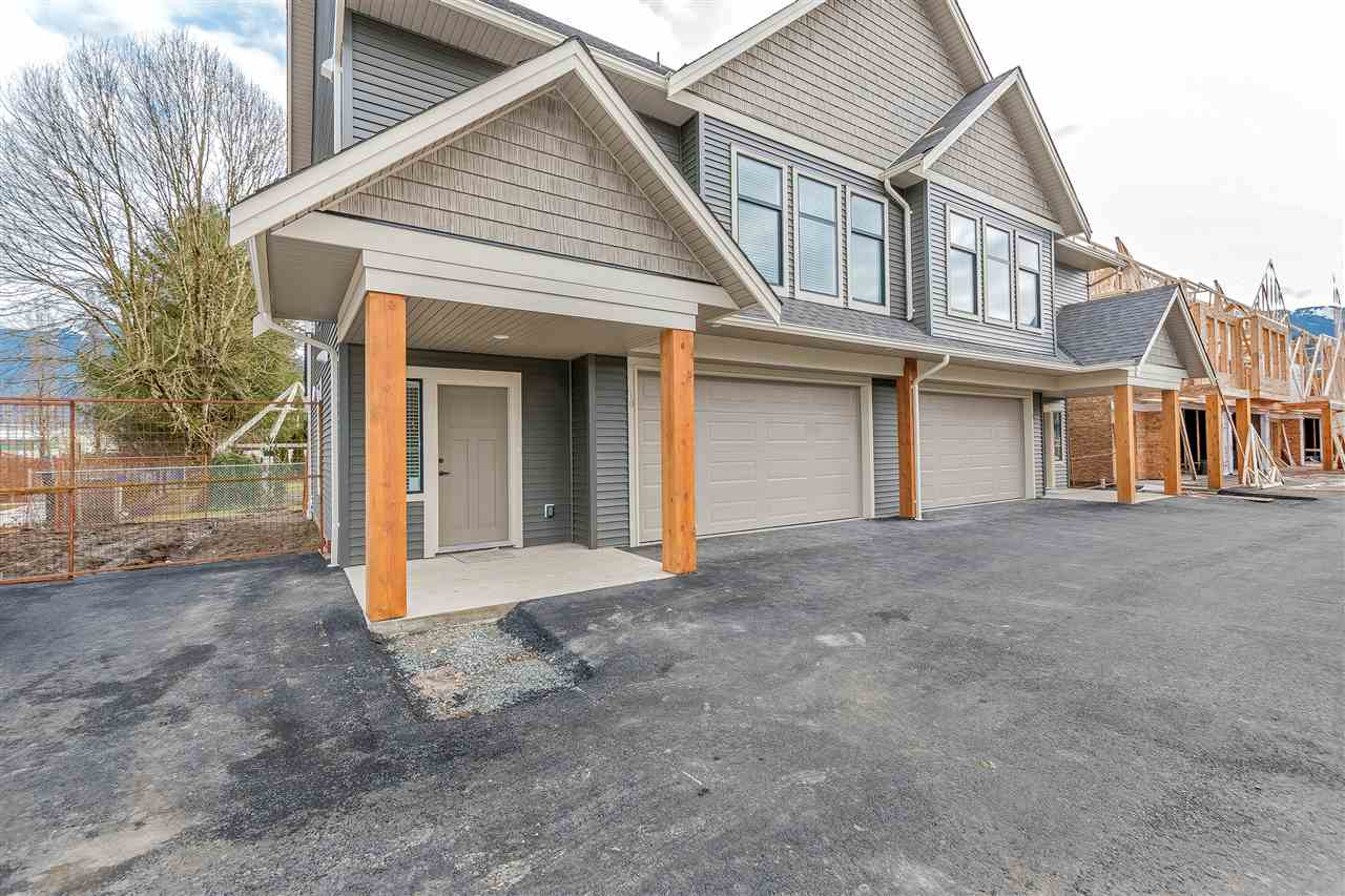 Townhouse at 1 7435 MORROW ROAD, Unit 1, Agassiz, British Columbia. Image 1