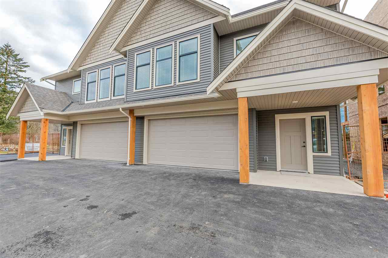 Townhouse at 1 7435 MORROW ROAD, Unit 1, Agassiz, British Columbia. Image 2