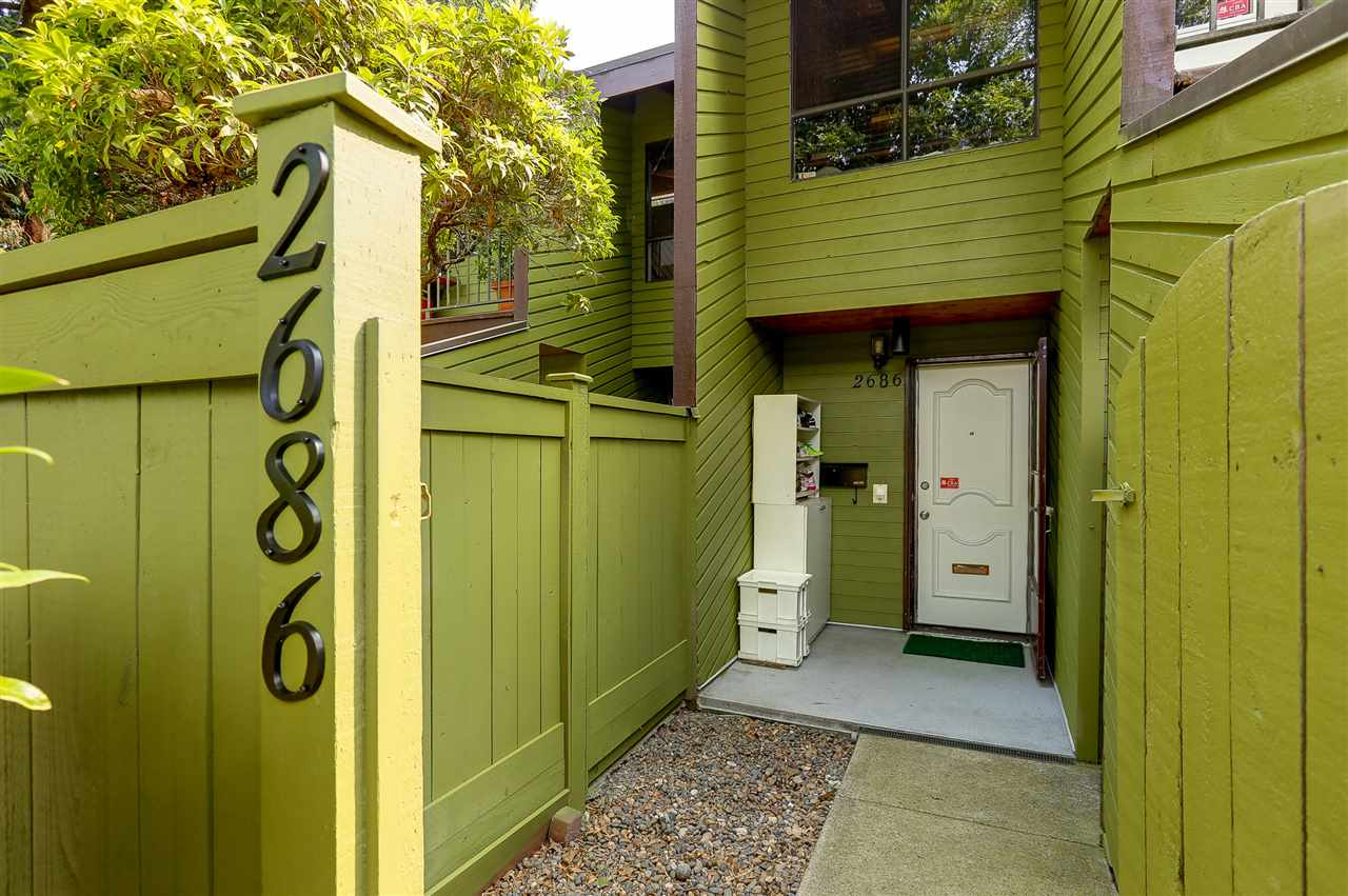 Townhouse at 2686 KINGSFORD AVENUE, Burnaby North, British Columbia. Image 3