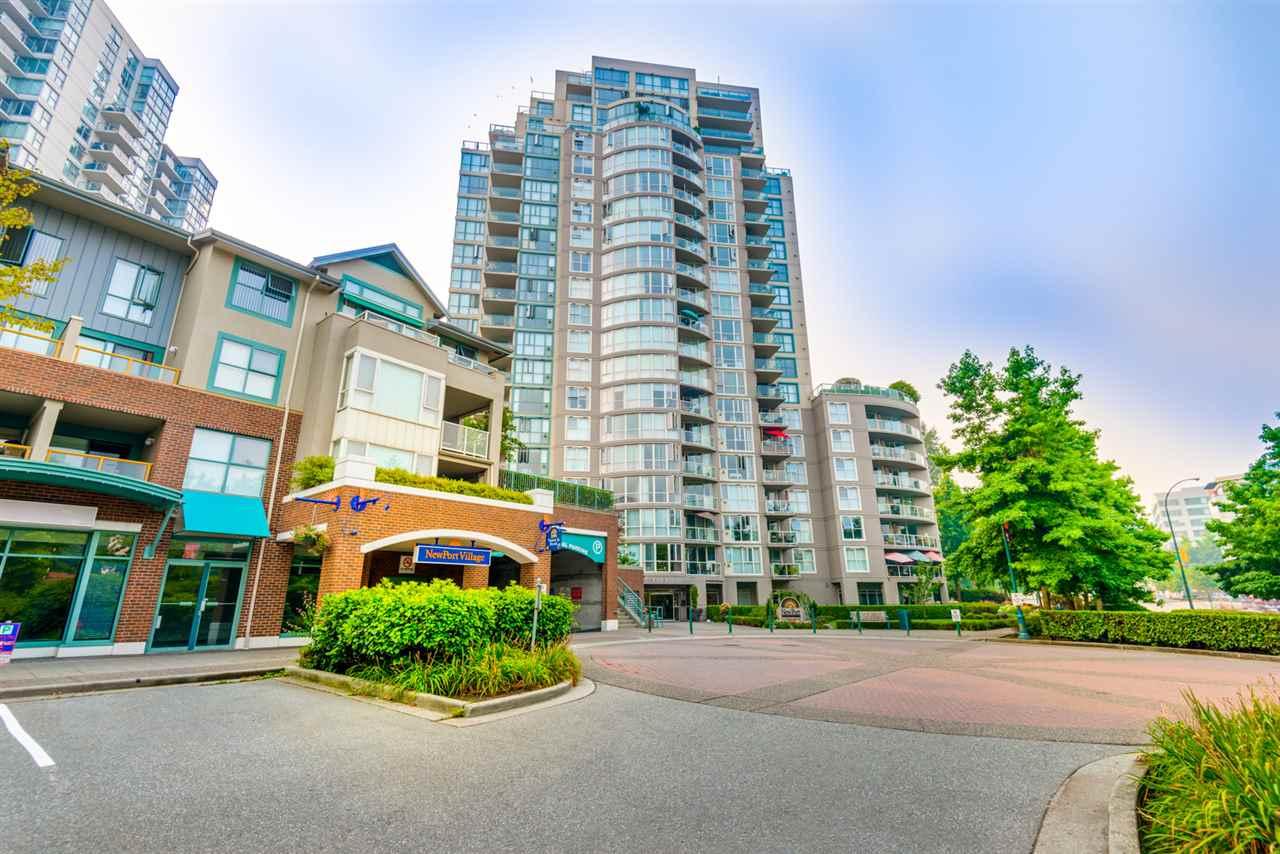 Condo Apartment at 1202 200 NEWPORT DRIVE, Unit 1202, Port Moody, British Columbia. Image 2
