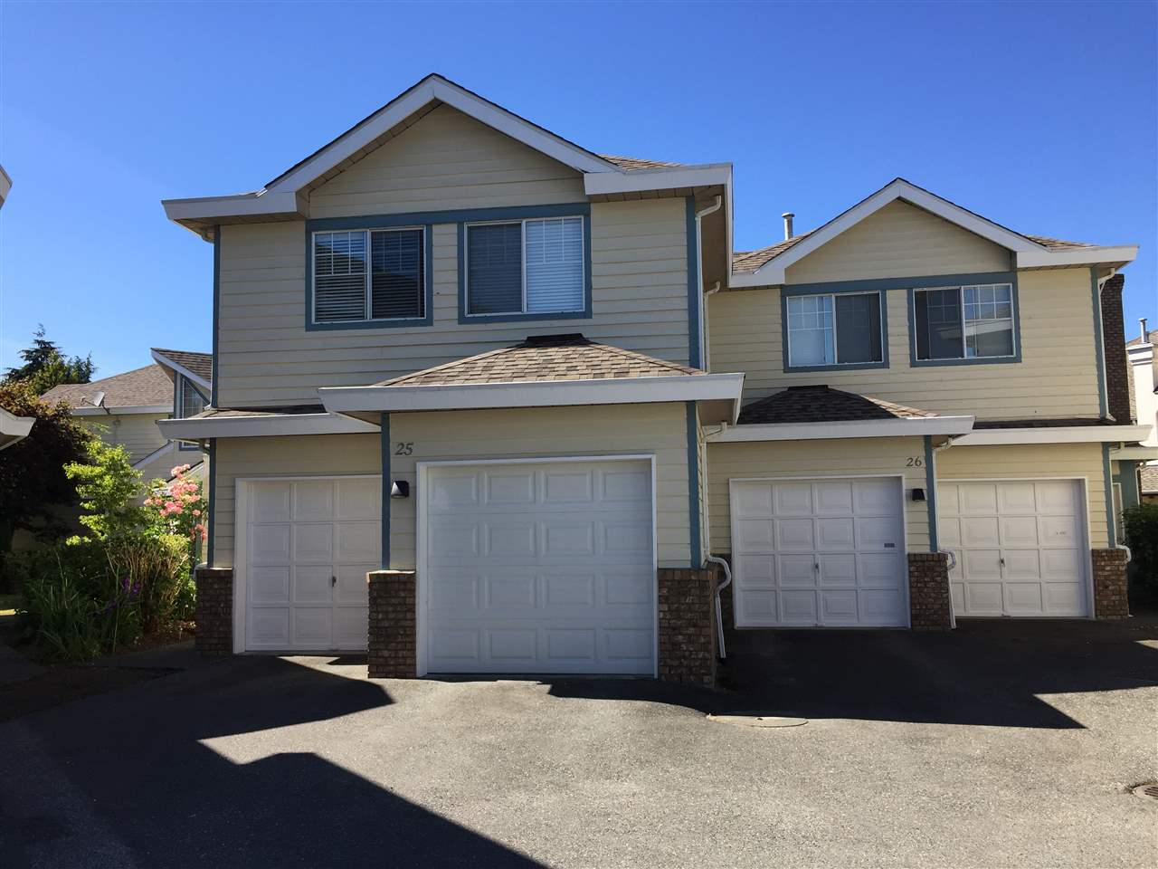 Townhouse at 25 8551 GENERAL CURRIE ROAD, Unit 25, Richmond, British Columbia. Image 1