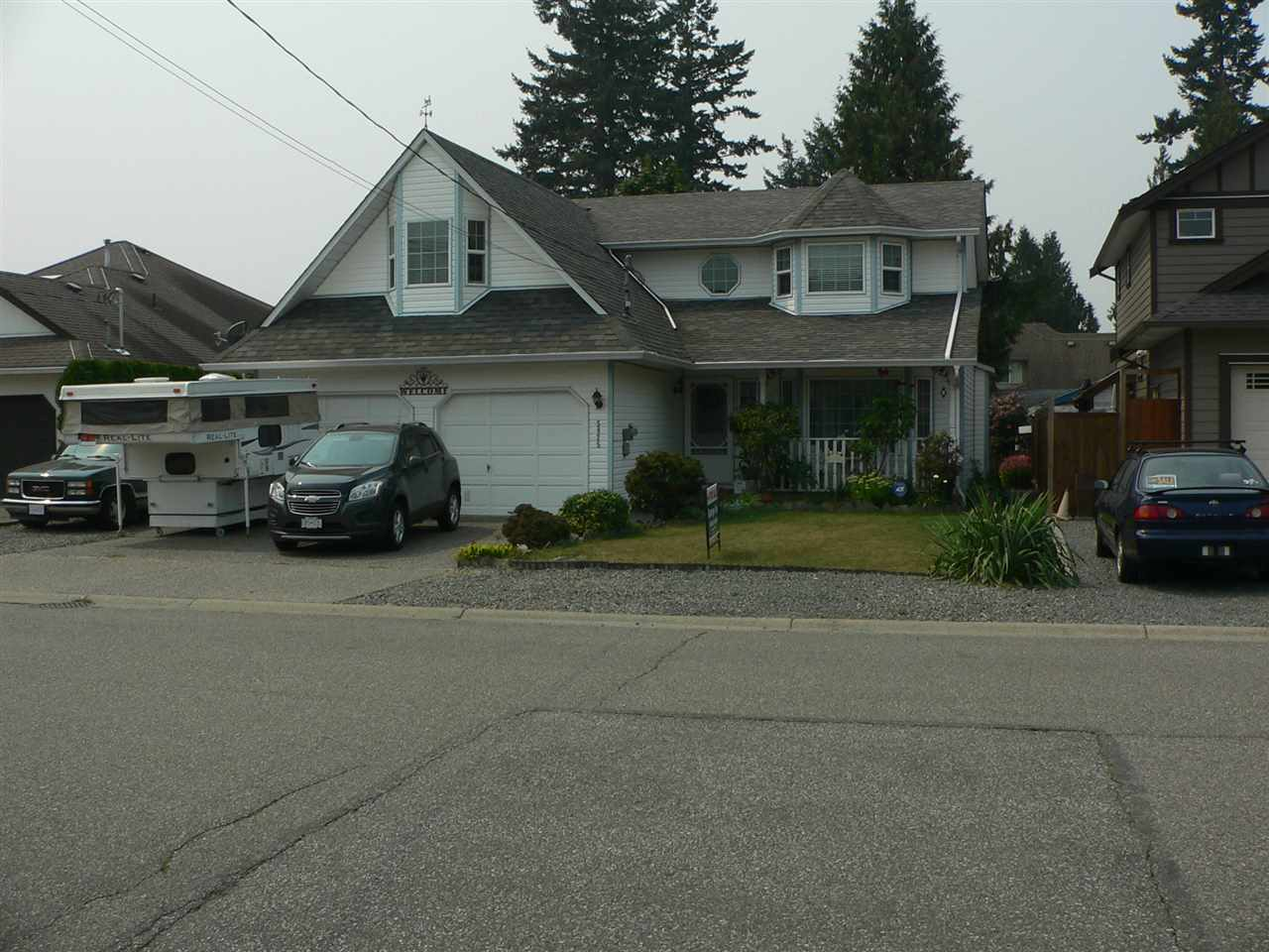 Detached at 5825 CARTER ROAD, Sardis, British Columbia. Image 1
