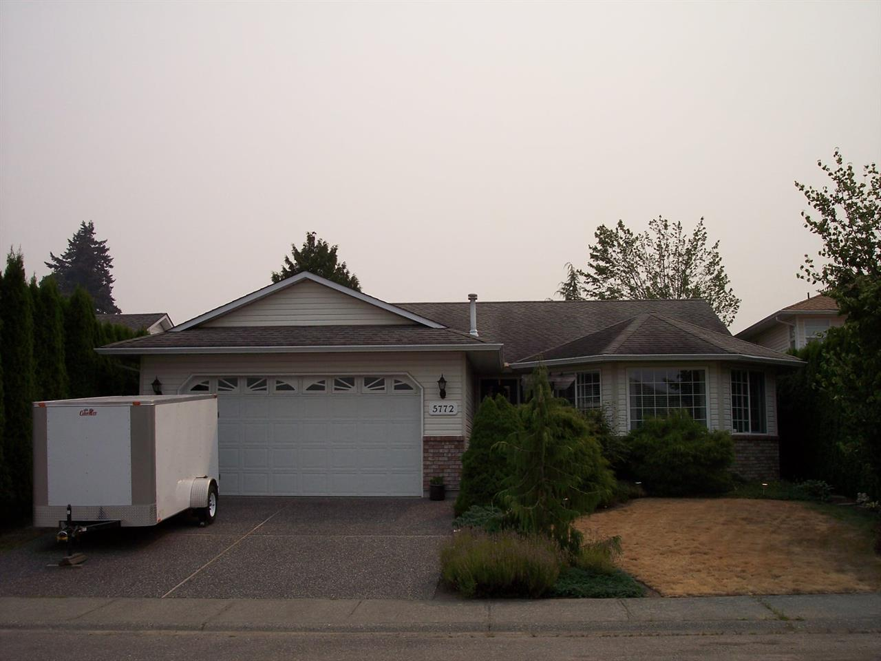 Detached at 5772 MANCHESTER PLACE, Sardis, British Columbia. Image 1
