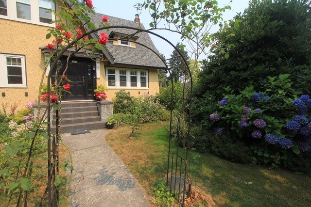 Detached at 1029 W 33RD AVENUE, Vancouver West, British Columbia. Image 2